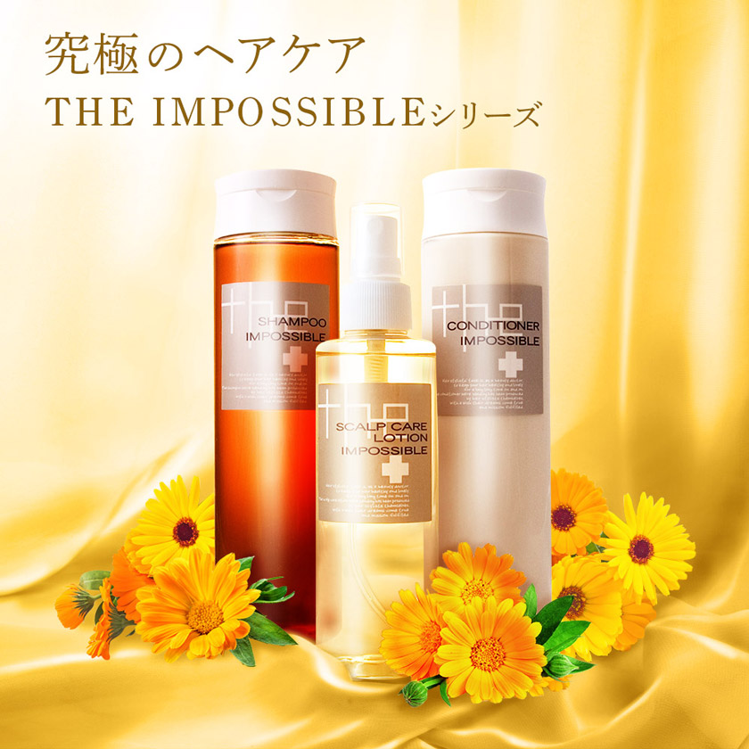 THE IMPOSSIBLEシリーズ