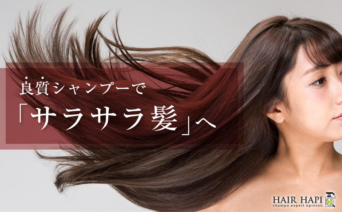 する 髪の毛 を 方法 に サラサラ